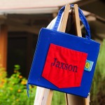 Red/Blue Doodlebag