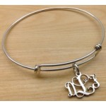 Monogrammed Pure Energy Forever Charms and Bangles