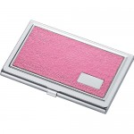 Success Synthetic Leather Business Card Case