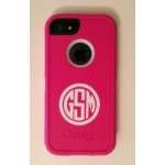1 inch Personalized Cell Phone Monogram (3 pieces for the price of 2)