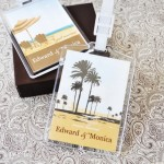 Elite Design Personalized Acrylic Luggage Tags