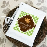 Personalized Fall Hot Cocoa + Optional Heart Whisk