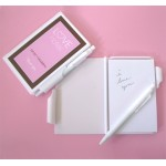 """Personalized """"Love Notes"""" Notebook Favors"""