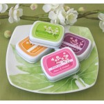 Personalized Cherry Blossom Mint Tins