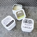 Elite Design Square Candle Tins