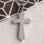 Classic Cross Necklace