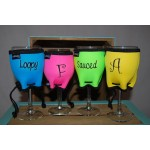 Wine Glass Woozies