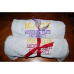 High School or College Blanket, Personalized