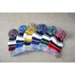 Pom Pom Team Beanie Hat, Personalized