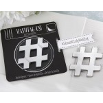 """Hashtag Us!"" Bottle Opener (Available Personalized)"