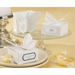 """""""Sweet Butterfly"""" 3-D Butterfly Favor Box (Set of 24) (Available Personalized)"""