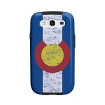Vintage Colorado Flag Phone Case