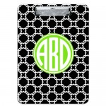 Links Monogrammed Clipboard