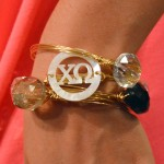 Greek Bangle Bracelet