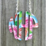 Floating Monogram Necklace – Mary Beth Goodwin