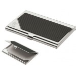 Personalized Carbon Fiber Business Card Case