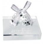 Personalized Crystal Bells