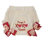 Bloomers Diaper/Pantie Cover-Valentines