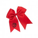 Hair Bow, Red