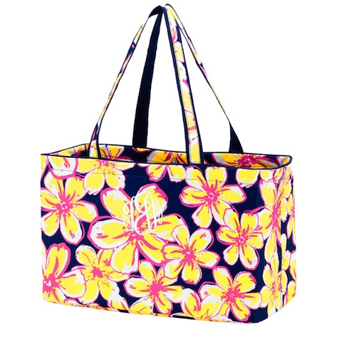 An Ultimate Carry All, Beach Floral
