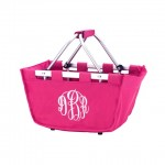 A Mini Market Tote, Hot Pink