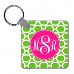 Monogram Key Chain Links
