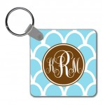 Monogram Key Chain Indonesia