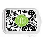 Monogrammed Casserole Serving Dish- Design your own - Suzanni