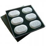 Inspire 6-Bar Soap Set - Monogram