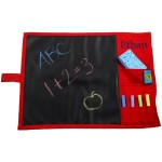 Red Chalkboard Placemat