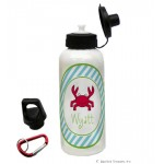 Crab Water Bottle