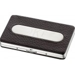 Bremir Dark Brown Business Card Holder