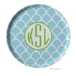 Indonesia Personalized Melamine Plate