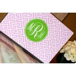 Monogram Laptop Cover Decal - Many Designs