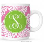 Bloom Monogram Coffee Mug