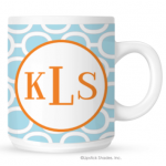 Links Monogram Coffee Mug