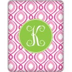 Monogram Tablet Skin for your iPad 1, iPad 2, NEW Kindle Fire, Samsung Galaxy and more!