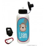 Monkey Boy Water Bottle