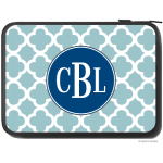 Quatrefoil Monogram Laptop Sleeve