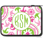 Suzanni Trio Monogram Laptop Sleeve