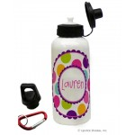 Multi Dot Water Bottle