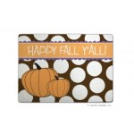 Happy Fall Personalized Cutting Board