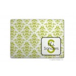 Damask Lime Personalized Cutting Board