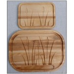 Artisan Cattail Board Large Board Personalized