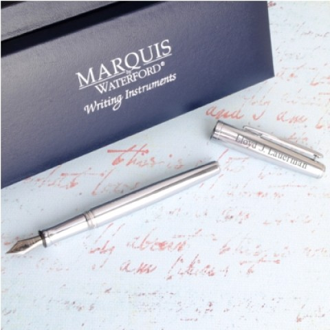 Personalized Waterford® Claria Fountain Pen